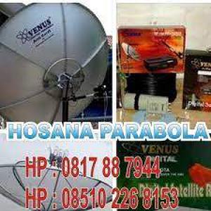 ahli pasang parabola