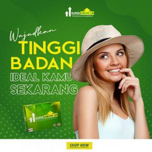 JUAL PENINGGI BADAN SUPER GROW UP