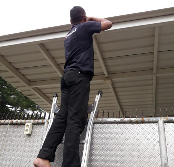 Ahli Pasang MATV Parabola Digital di Jakarta