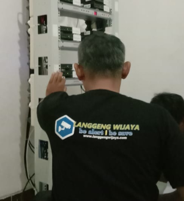 Pemasangan MATV Parabola di Jakarta Timur