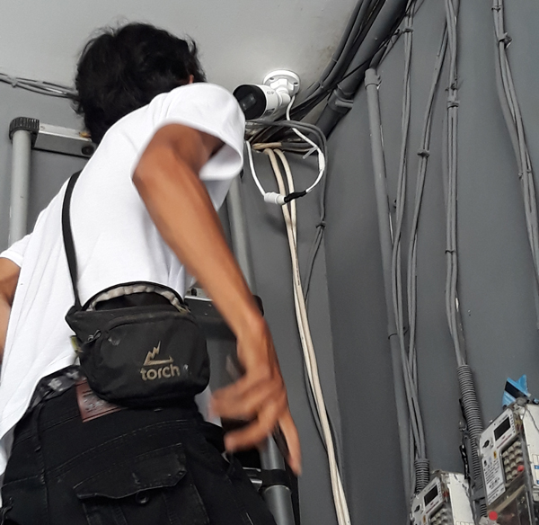 Jasa Pasang MATV Parabola di Cibinong Bogor