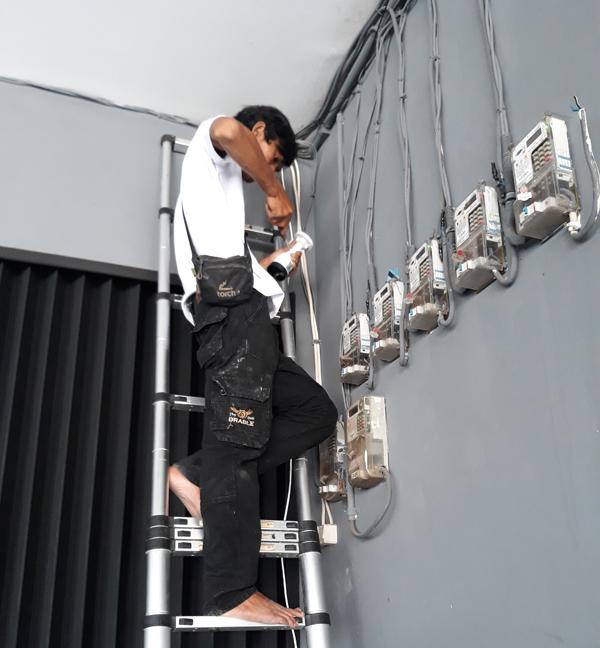 Jasa Pasang MATV Parabola Digital di Tangerang