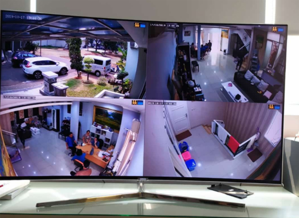 Servis CCTV Parabola di Cibinong Bogor